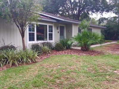 Ocala Single Family Home For Sale: 4502 NE 12th Street