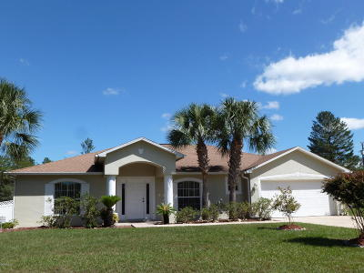 Ocala Single Family Home For Sale: 17005 SW 22nd Terrace Road