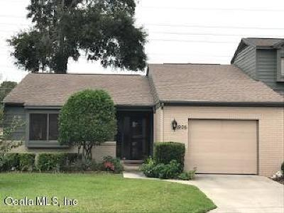 Ocala Single Family Home For Sale: 1906 SE 37th Court Circle