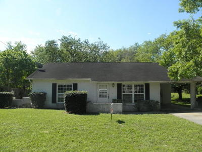 Ocala Single Family Home For Sale: 2800 NE 36 Street