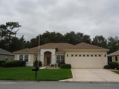 Summerfield Single Family Home For Sale: 12864 SE 90th Court Road
