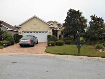 Ocala Single Family Home For Sale: 8577 SW 88th Loop