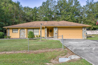Ocala Single Family Home For Sale: 5820 NW 57th Court