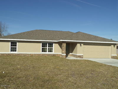 Majestic Oaks Single Family Home For Sale: 8764 SW 56th Ave Road