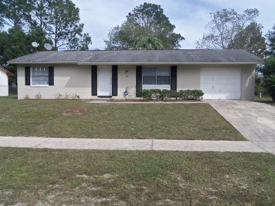 Marion County Single Family Home For Sale: 3791 SW 150 Loop