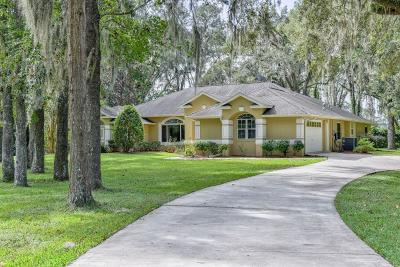 Marion County Single Family Home For Sale: 8302 NW 43rd Lane