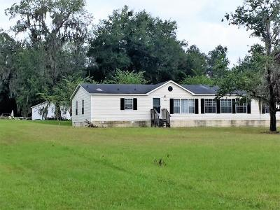 Belleview Single Family Home For Sale: 4565 SE 115th Street