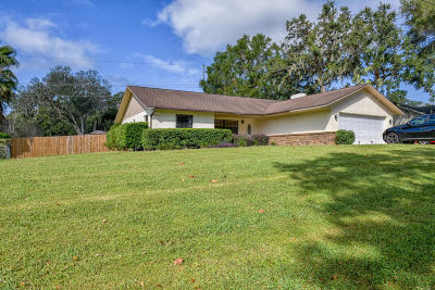 Ocala Single Family Home For Sale: 4660 SE 37th Court