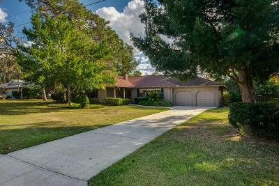 Ocala Single Family Home For Sale: 4434 SE 10th Place