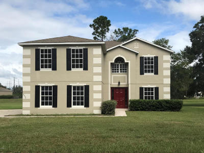 Ocala Single Family Home For Sale: 4535 SE 31st Place