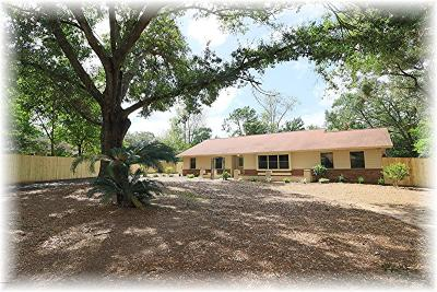 Ocala Single Family Home For Sale: 5110 NE 5 Lane