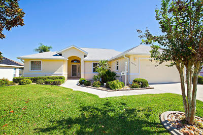 Summerfield Single Family Home For Sale: 17175 SE 115th Terrace Road