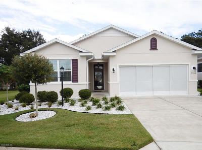 Ocala Single Family Home For Sale: 9113 SW 91st Court Road