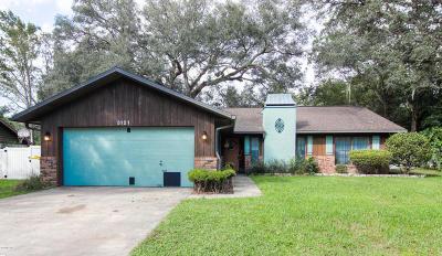 Ocala Single Family Home For Sale: 5121 NE 4th Street