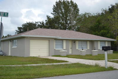 Single Family Home For Sale: 3781 SW 147th Place