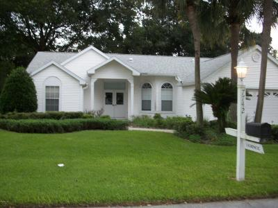 Oak Run Single Family Home For Sale: 7742 SW 114 Loop