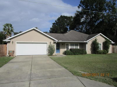Ocala Single Family Home For Sale: 1 Almond Lane