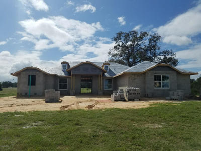 Ocala Single Family Home For Sale: 1895 NW 85th Loop