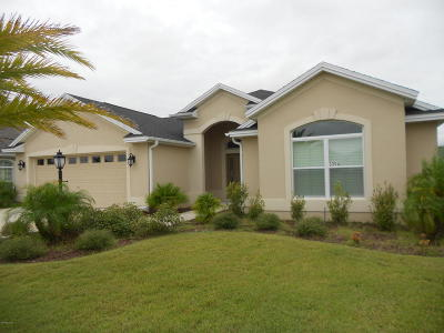 The Villages Single Family Home For Sale: 3394 Rabbit Run Path
