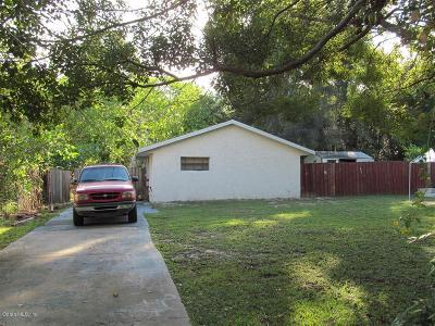 Belleview Single Family Home Pending: 10749 SE 56th Court