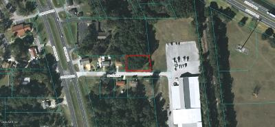 Belleview Residential Lots & Land For Sale: SE 115th Lane