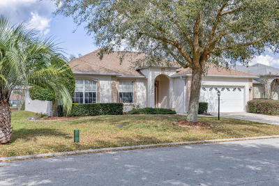 Single Family Home For Sale: 9643 SW 92nd Place Road