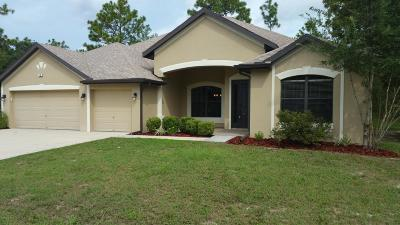 Homosassa Single Family Home For Sale: 36 Boxleaf Court