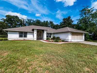 Majestic Oaks Single Family Home For Sale: 5465 SW 85th Street