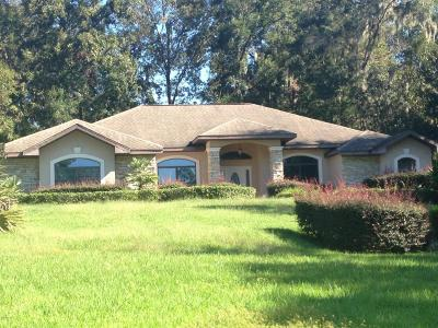 Brookstone Single Family Home For Sale: 615 SE 36 Th Lane