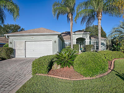 Spruce Creek Gc Single Family Home For Sale: 9520 SE 124th Loop