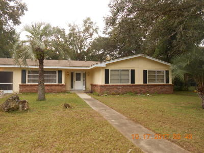Ocala Single Family Home For Sale: 3524 SW 147th Lane Road