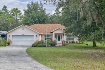 Dunnellon Single Family Home For Sale: 18509 SW 44th Street