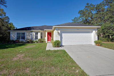 Single Family Home For Sale: 14934 SW 48th Avenue