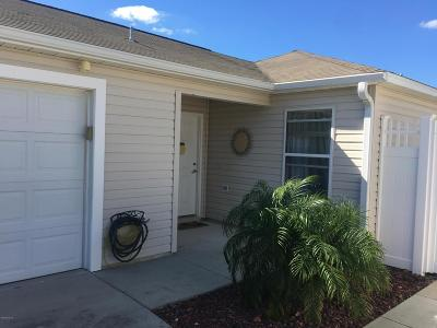 The Villages Condo/Townhouse For Sale: 2426 Bayberry Court