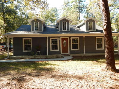 Dunnellon Single Family Home For Sale: 20848 SW 54th St