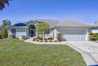 Summerfield FL Single Family Home For Sale: $159,900