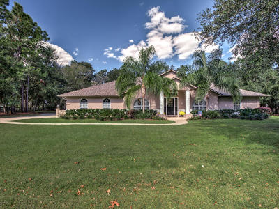 Marion County Single Family Home For Sale: 5671 SW 35th Lane