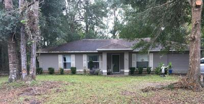 Ocala Single Family Home For Sale: 5990 NW 64th Street