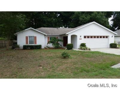 Marion County Rental For Rent: 4056 NE 17 Avenue