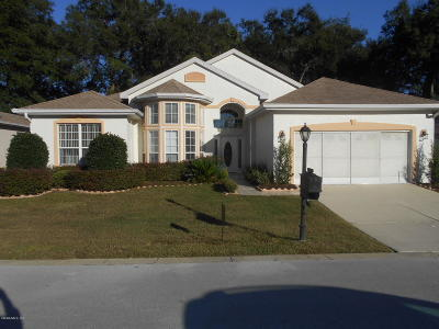 Ocala Single Family Home For Sale: 10853 SW 71st Circle