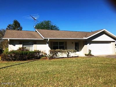Belleview Single Family Home For Sale: 10822 SE 45th Avenue