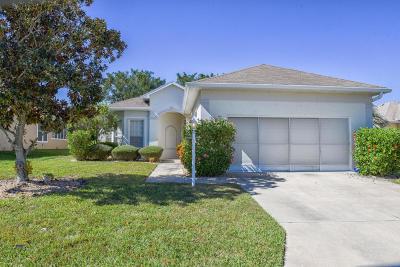 Summerfield FL Single Family Home For Sale: $183,900