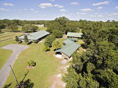 Ocala Farm For Sale: 2595 SW 107th Place