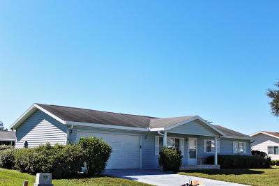 Spruce Creek So Single Family Home For Sale: 17928 SE 107th Ct