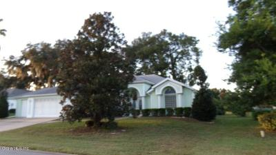 Lake County, Marion County Single Family Home For Sale: 5181 NW 19 Place
