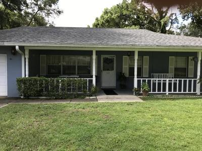 Belleview Single Family Home For Sale: 6040 SE 126th Lane