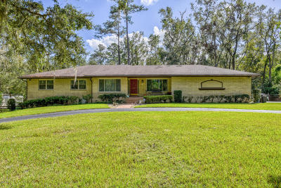 Marion County Single Family Home For Sale: 400 SW 43rd Place