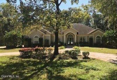 Marion County Single Family Home For Sale: 1810 SE 73rd Place