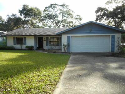 Fruitland Park Single Family Home For Sale: 36136 Pine Tree Street