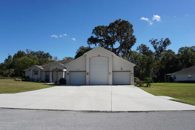 Single Family Home Sold: 7609 SW 102nd Loop
